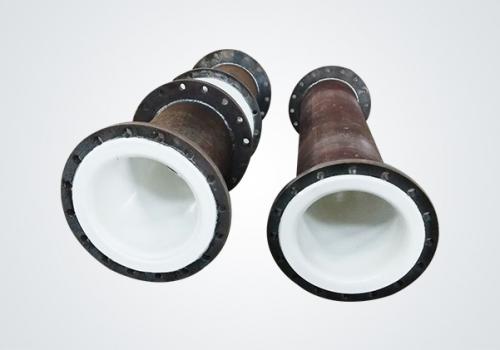 钢衬塑管道